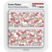 NEW NINTENDO 3DS COVER PLATES - N. 066 HELLO KITTY
