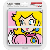 NEW NINTENDO 3DS COVER PLATES N. 003 (PEACH)