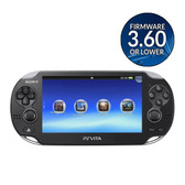 PLAYSTATION VITA 1000 - Factory Refurbished