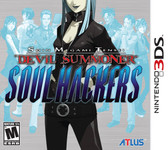 SHIN MEGAMI TENSEI: DEVIL SUMMONER - SOUL HACKERS (First Print)