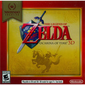 THE LEGEND OF ZELDA: OCARINA OF TIME 3D (NINTENDO SELECTS)