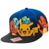 Pokemon Group Gradient Snapback
