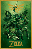 Zelda – Links Poster