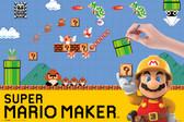 Mario Maker Poster