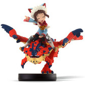 Amiibo Moster Hunter Stories One-Eyed Rathalos and Rider (Girl) - Japanese Release