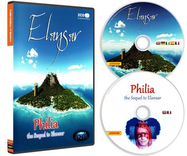Elansar & Philia Sega Dreamcast