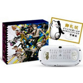 PlayStation Vita Slim DANGANRONPA V3 GLACIER WHITE LIMITED EDITION [JAPAN]