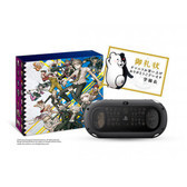PlayStation Vita Slim DANGANRONPA V3 BLACK LIMITED EDITION [JAPAN]