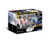 PlayStation Vita Slim GUNDAM BREAKER STARTER PACK WHITE [JAPAN]