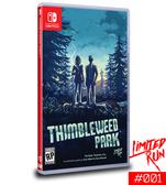 Thimbleweed Park LRG #001 [Nintendo Switch]
