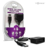 SNES to PC Controller Adapter