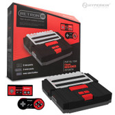 RetroN 2 - SNES/ NES Gaming Console (Black)