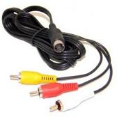 Genesis Model 2/3/Nomad AV Cable