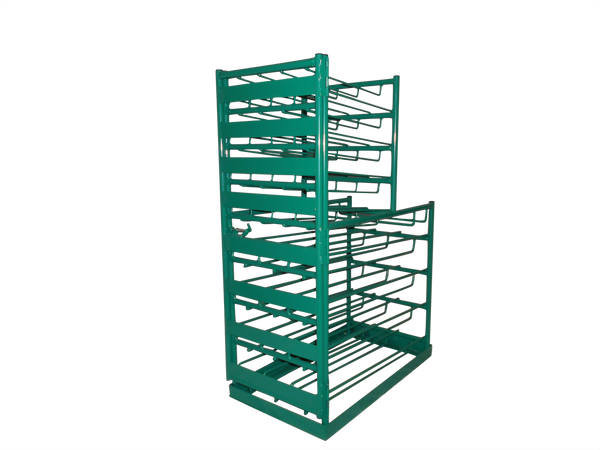 FWF LAYERED MULTI-Cylinder or E Type Cylinder RACK FOR 23 Cylinder or E Type Cylinder (15D-E/8M6)