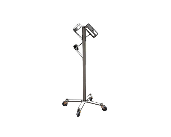FWF Oxygen instrument Cart - holds respiratory care equipment