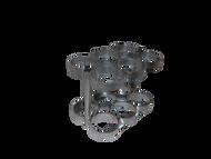 "Oxygen Cylinder Rack Holds Six M6 (3.20""DIA) Oxygen Cylinders (2095)"