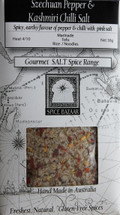 Kashmiri Chilli & Szechuan Salt (30g)