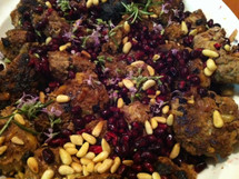 Grampians Persian& Middle Eastern Cooking Class Sun 3/5/15 at 11am