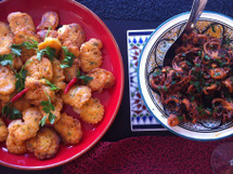 Fresh Tapas Cooking Class Fri 08/04/16 at 6pm-approx 10.30pm