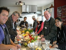 Mediterannean Inspired Vegetarian Cooking Class Sun 25/06/17 at 11am-approx 3.30pm/
