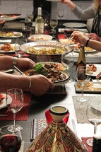Moroccan Cooking Class Thur  06/07/17 at 6pm-approx 10.30pm