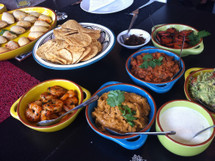 Mexican & South American Cooking Class Fri 24/11/17 at 6pm-approx 10.30pm