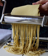 Hand Made Pasta Cooking Class Sat 21/04/18  at 10am-approx 2.30pm