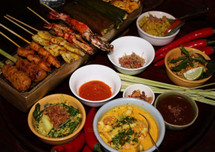 Balinese cooking class Fri 16/02/18 6pm - approx 10.30pm