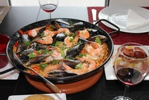 Spanish Paella Cooking Class Sat 14/07/18 at  5pm - approx 9.30pm