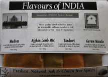 Flavours of India Spice Set  (4 x 30g)