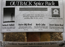 Australian Outback Spice Set (Blends) (4 x 30g)