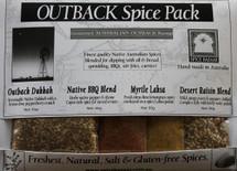Australian Outback Spice Set (Blends) (4 x 30g)