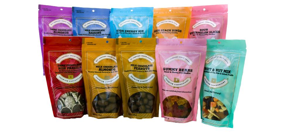 Premium Confection Bags