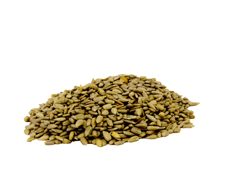 Raw sunflower seeds nutrition