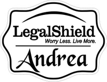 Custom listing for Andrea - name tag