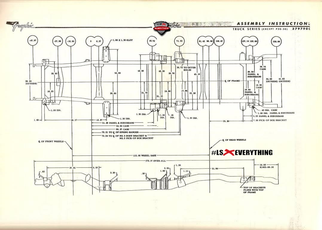 chevy s10 frame diagram 2wd ls  parts  auto parts catalog