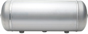 "ACCUAIR 3-GALLON ALUMINUM TANK W/ RAW FINISH  FINISH-RAW  6.78"" x 19.10"" with (1) 1/8"" PORTS,  (4) 1/4"" PORTS  & (2) 3/8"" PORTS  Aluminum tanks are lightweight and corrosion resistant. These units are extruded and 100% TIG welded for maximum quality. The 5-gallon option gives adequate air storage for typical vehicles with 4-Corner Air Suspension (Many will use (2) of these 3-gallon tanks instead). On some lightweight vehicles a single 3-gallon tank can offer adequate air storage.   100% T.I.G. WELDED ALUMINUM  Aluminum construction makes for a light weight, non-corrosive air tank. High qu"