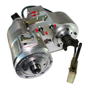 Atlas 4 Speed Transfer Case:  No other transfer case on the market today has 3 separate low range ratios built into a single unit. This transfer case was designed for the off road enthusiast that likes to tackle a large variety of terrain with one vehicle. Selecting one low range ratio that works well for mud, sand and rock crawling, is a compromise but the Atlas 4sp overcomes this limitation. One transfer case that is perfectly suited to any terrain that you may want to conquer.