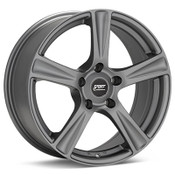 "Size: 18x8 Offset: 48mm Backspacing: 6.42"" Bolt Pattern: 5-112 Rec. Tire Size: 225/40-18 Weight: 23.25lbs. Finish: Matte Titanium"