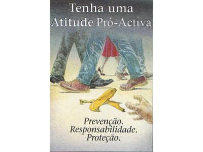 Atitudes de segurança pró-activas: alcançar o ideal