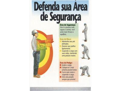 Protecção das costas: defender a sua área de segurança