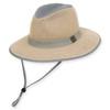 GUY HARVEY COTTON HAT W/ CHIN CORD