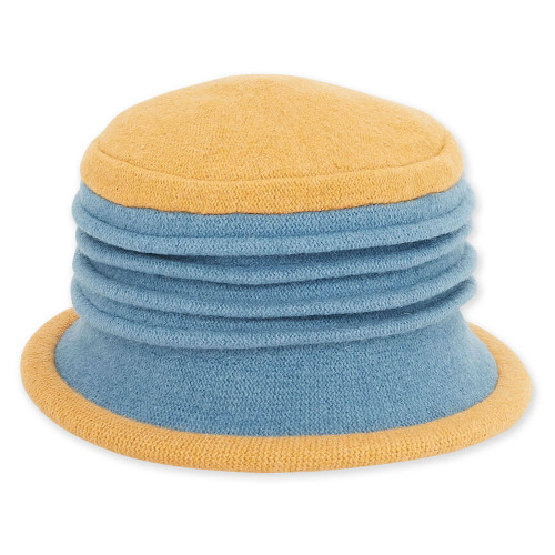 Soft Wool Cloche I Sky Blue