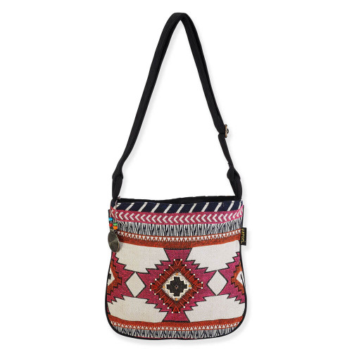 "Shreya Crossbody - N/S | 13""x 2.5""x 11.5"""