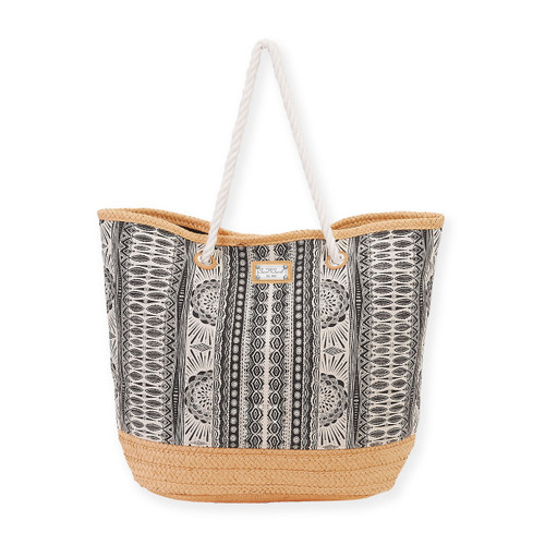"Shoulder Tote | Magnetic Snap | 21"" x 8"" x 15.5"" 