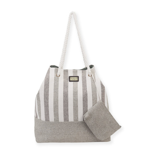 "CULAS GAP TOTE | Magnetic Snap | 21"" x 5.75"" x 17.5"" 