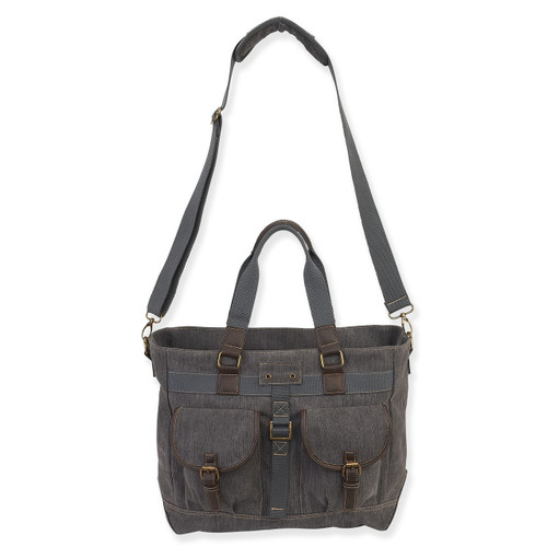 "BAINE SHOULDER TOTE | 19.5""x 6""x 12"""