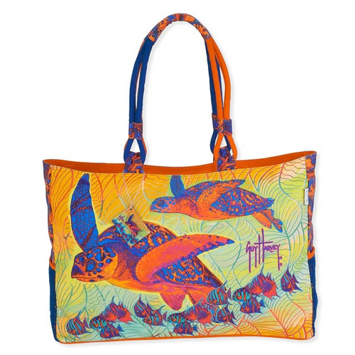 "G.H. CRUISING ALONG OVERSIZED TOTE| 21""x 6""x 15"""
