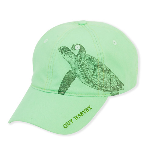 BASEBALL HAT W/TURTLE