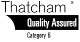 All TRACKER stolen vehicle products are Thatcham CAT assured - CAT 6 stollen vehicle recovery product solution